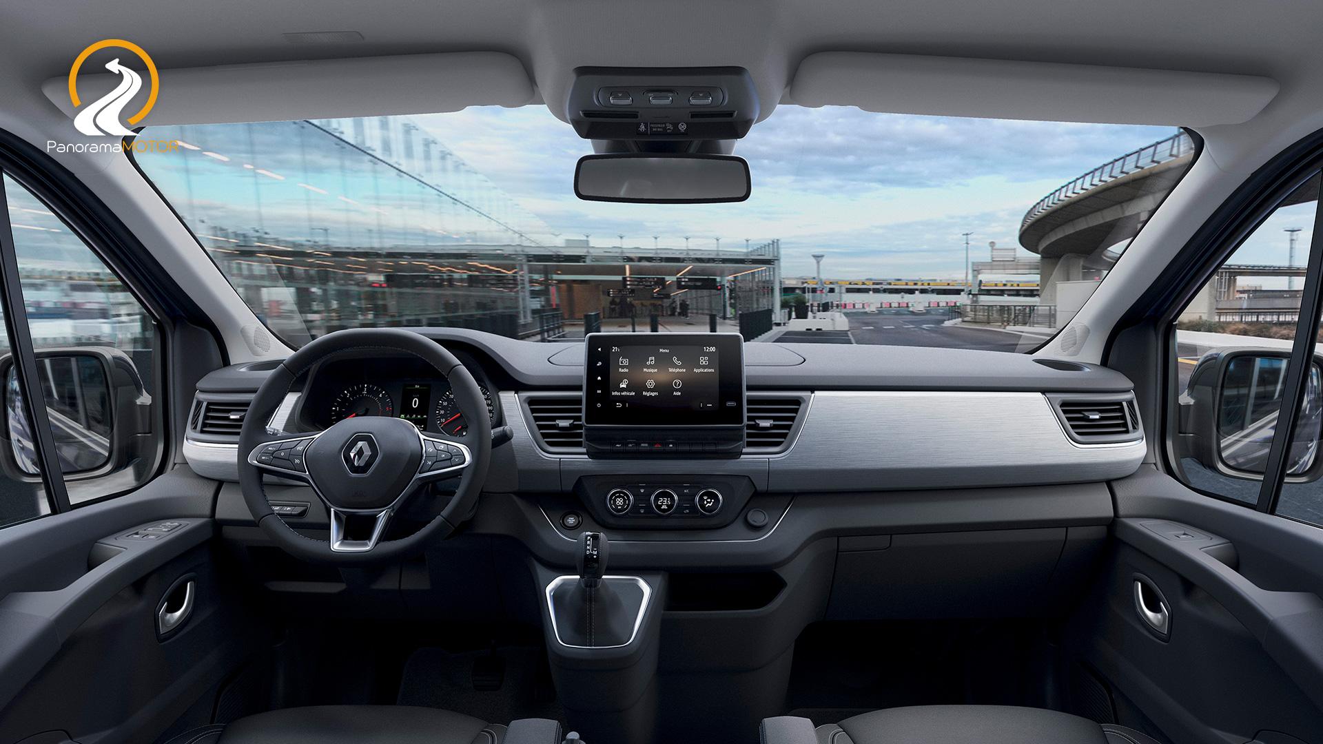 Renault Trafic Spaceclass Evasión 2021