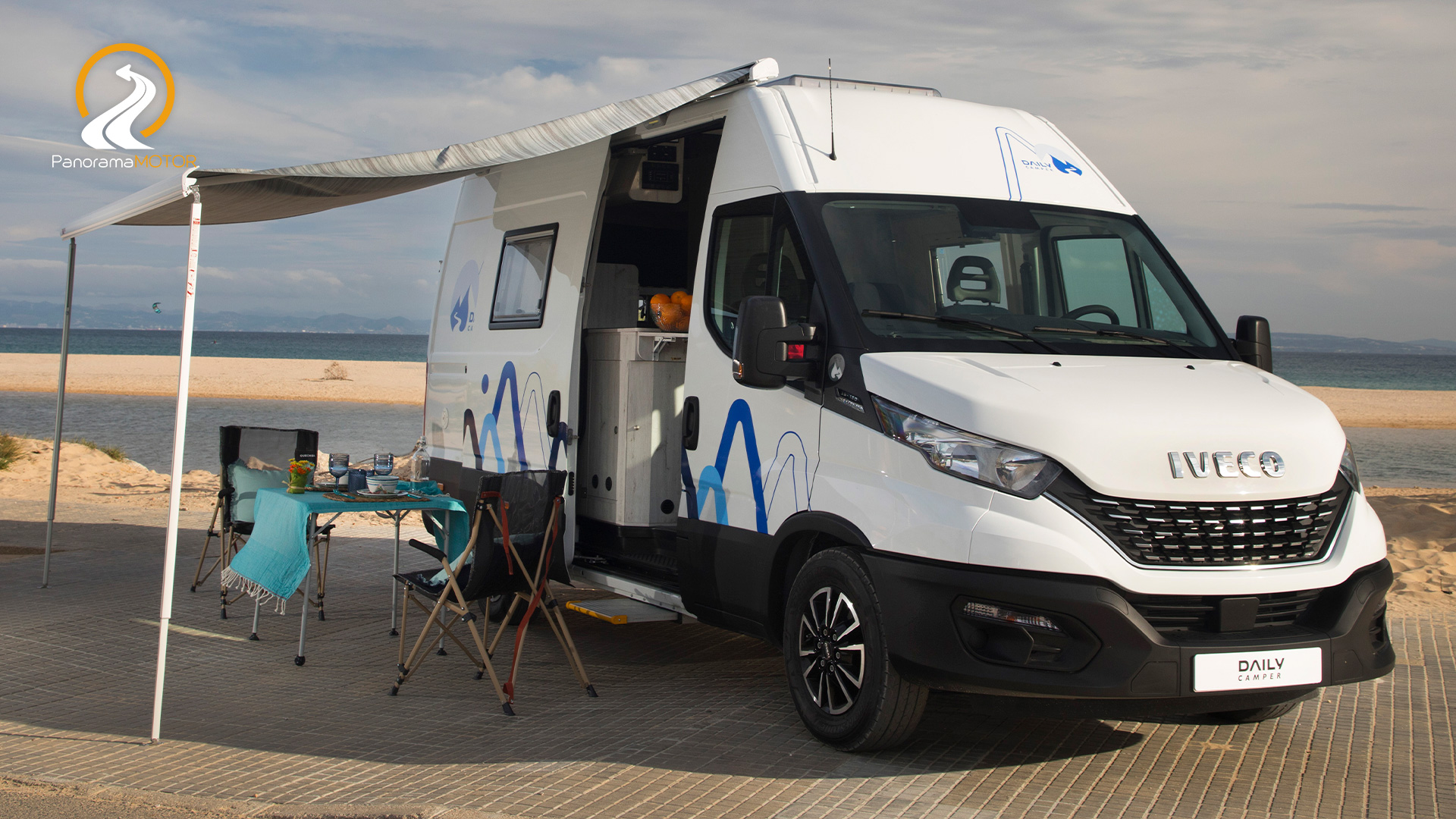 IVECO Daily Camper 2021