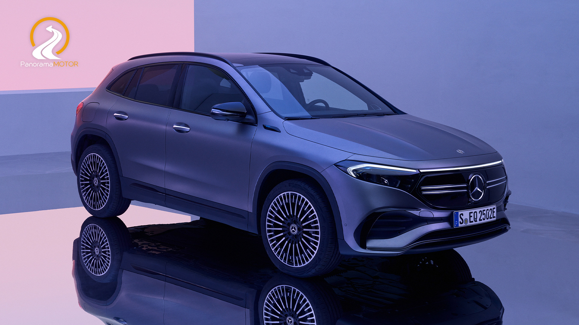 Mercedes-Benz EQA 250 2021