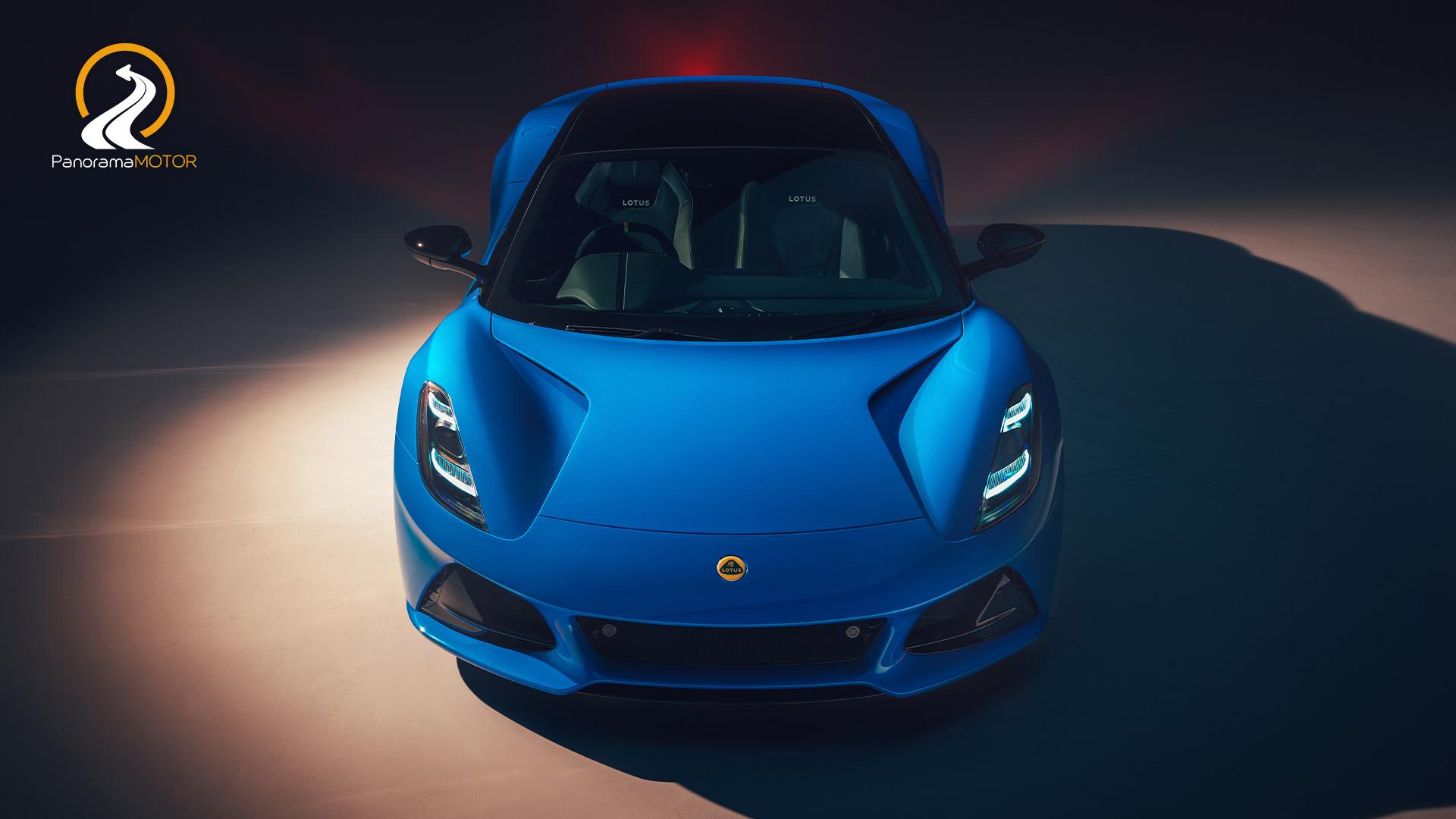 Lotus Emira 2022
