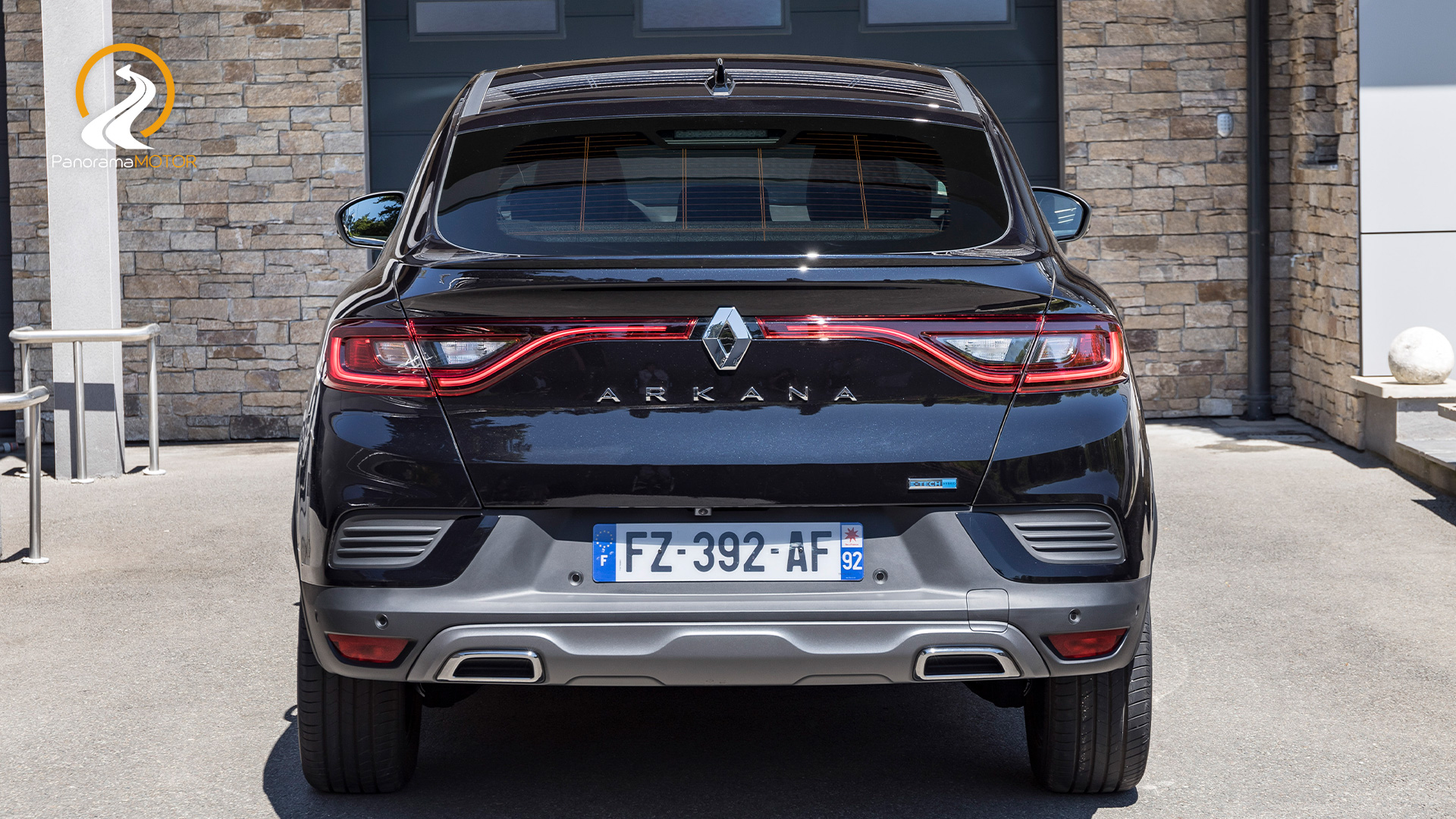 Renault Arkana E-Tech Hybrid 2021