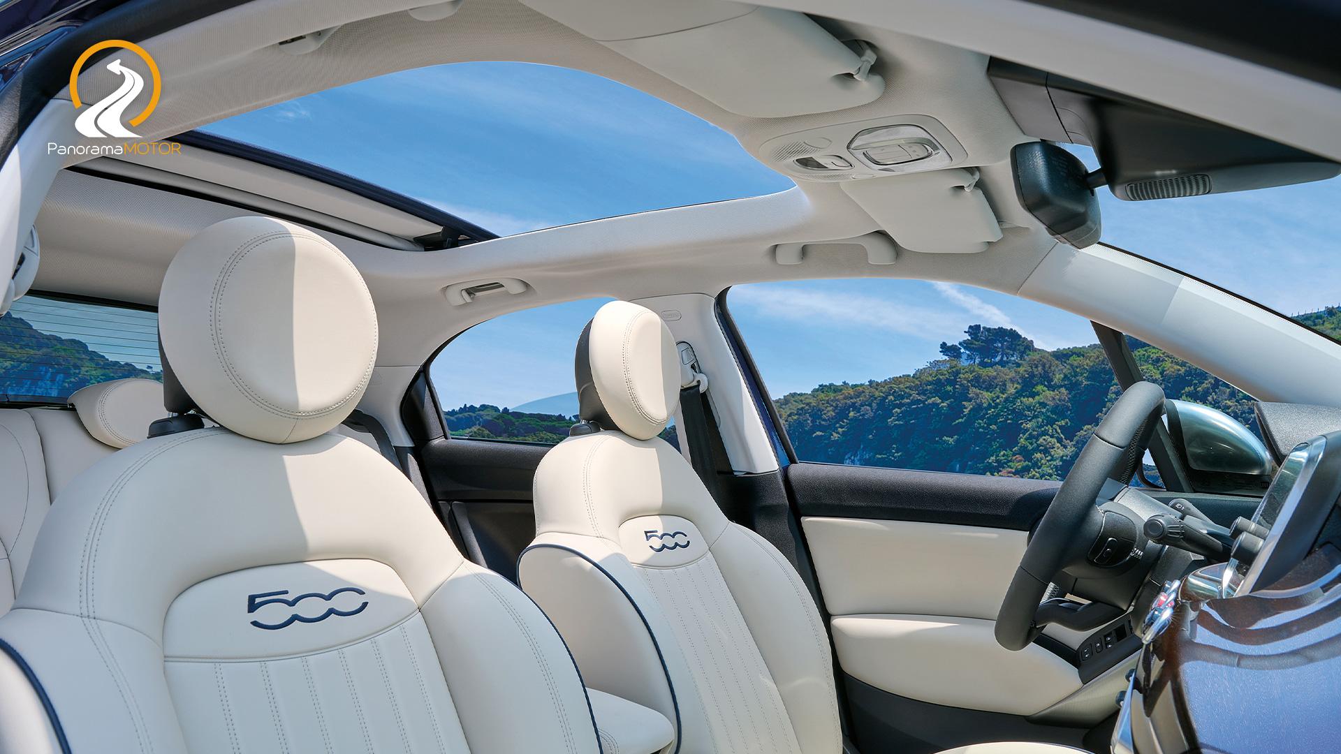Fiat 500X Yacht Club Capri 2021