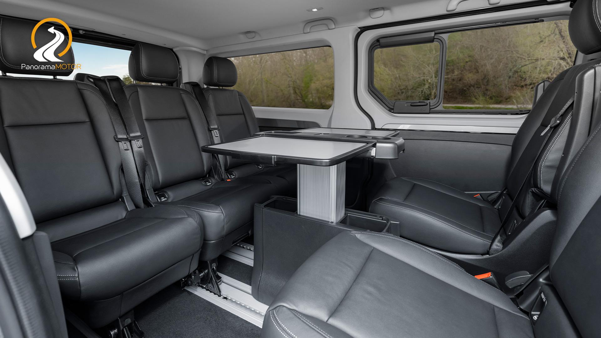 Renault Trafic Spaceclass Business Premium 2021