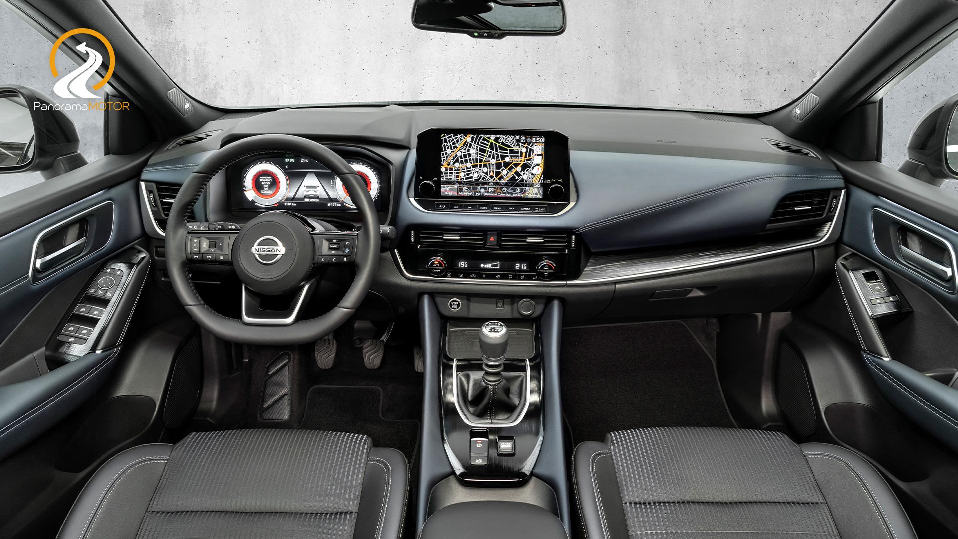 Nissan Qashqai Mild Hybrid 2021
