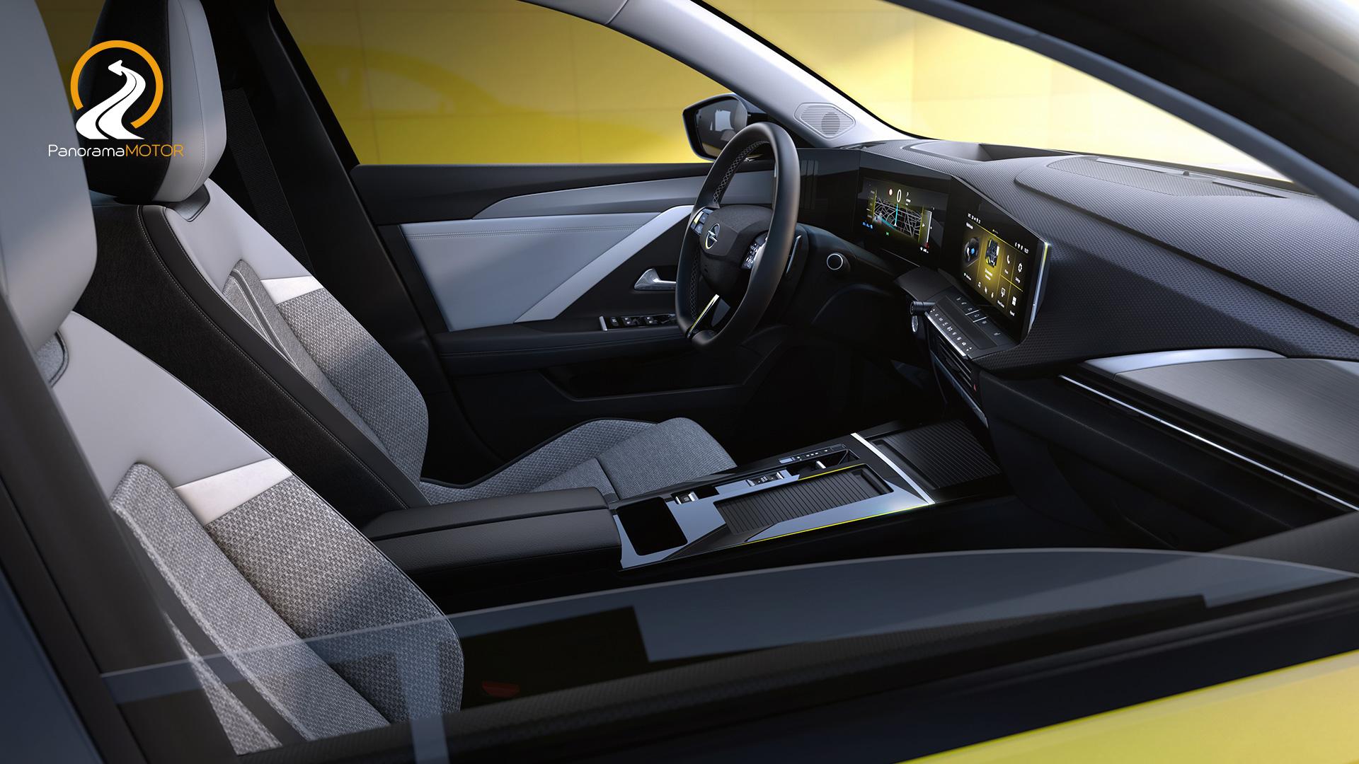 Opel Astra 2022