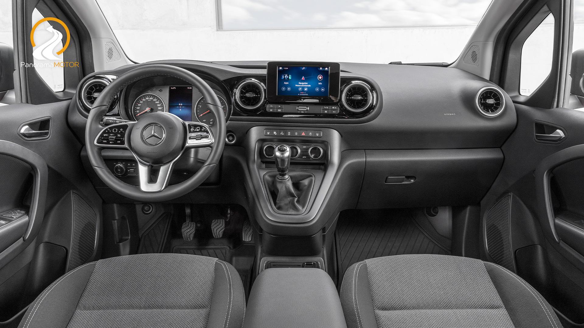 Mercedes-Benz Citan Furgón - Van 2022