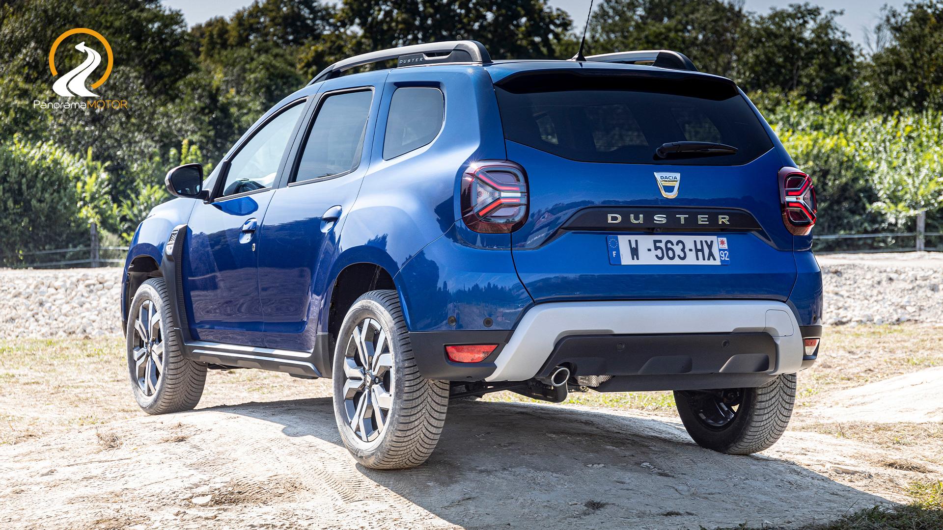 Dacia Duster 4x4 2022