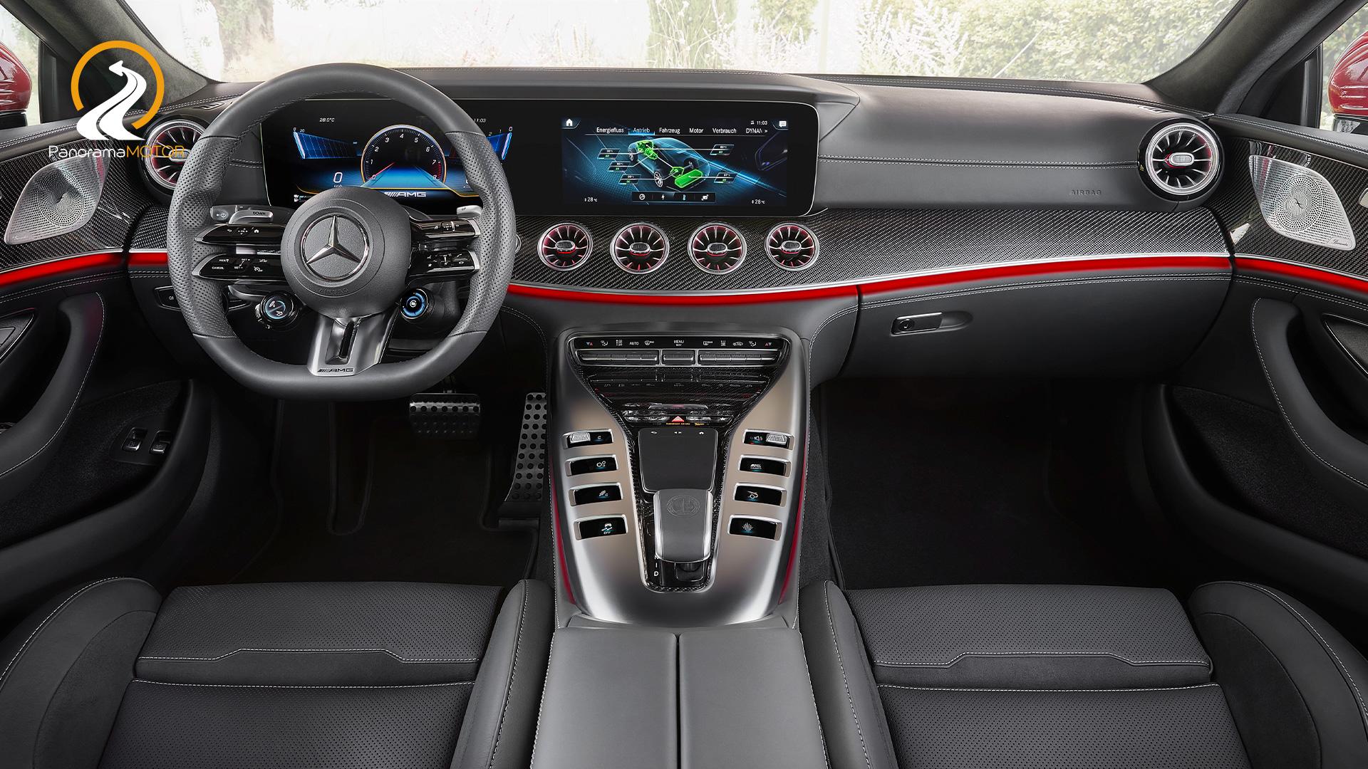 Mercedes AMG GT 63 S E-PERFORMANCE 2022